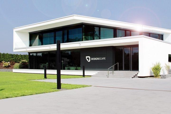 Modernes Bürogebäude von DESIGNSCAPE
