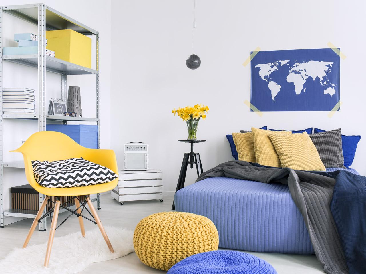 farben f r die wohnung farbpsychologie und wirkung. Black Bedroom Furniture Sets. Home Design Ideas