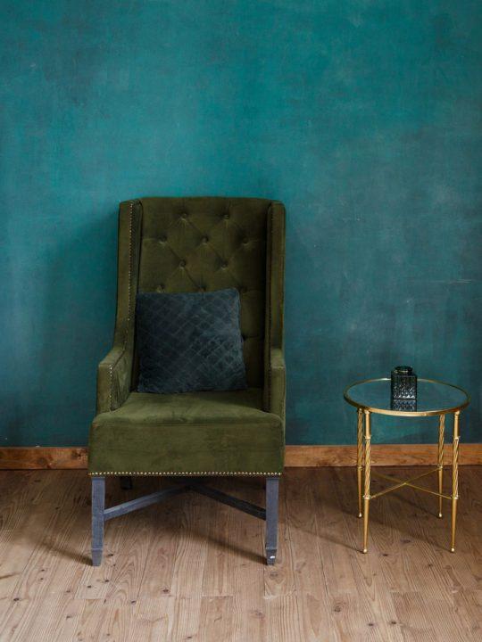 Farbe für die Wohnung Türkis Grün kombiniert