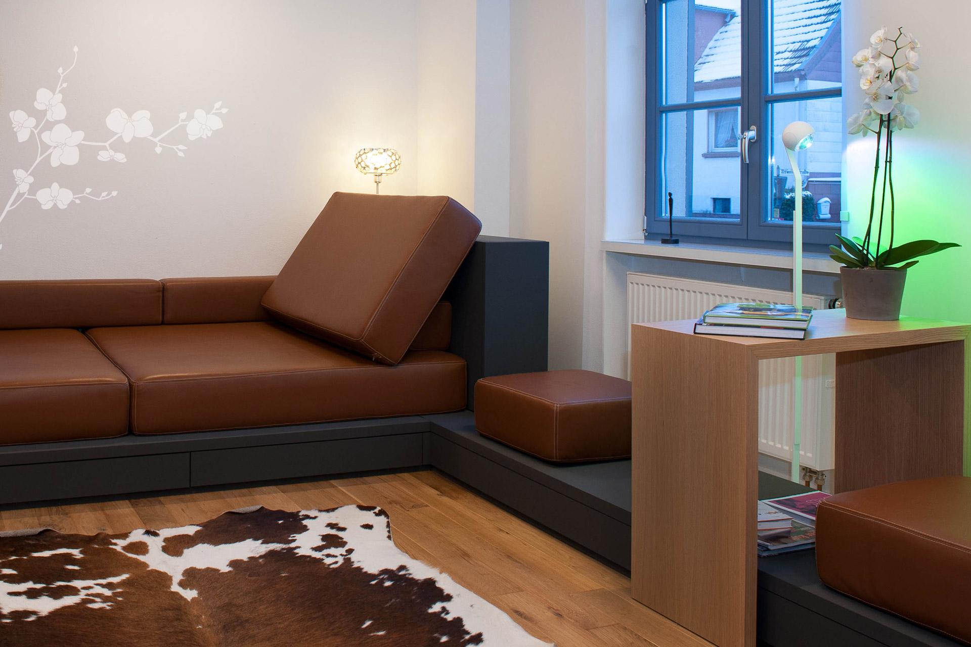 Moderne Wohnräume mit stimmiger LED Beleuchtung gestalten ...