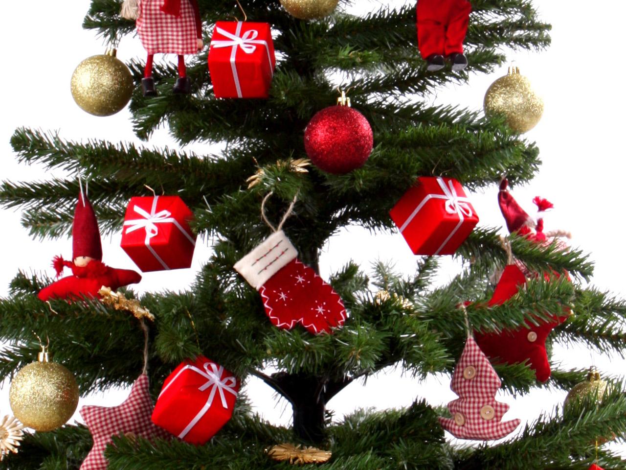 Christbaumschmuck Basteln Selbstgemachte Weihnachtsdeko