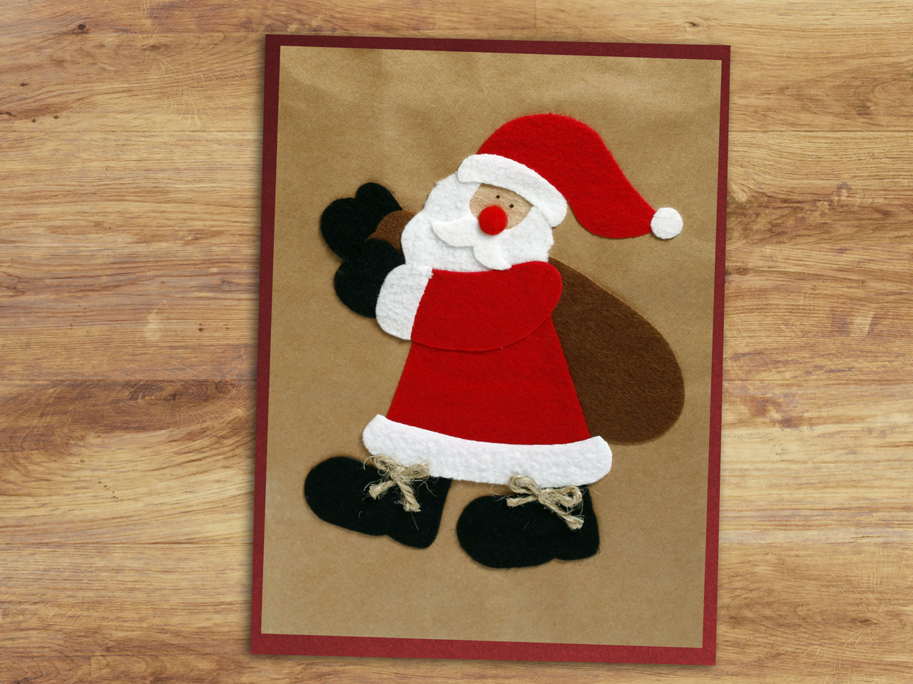weihnachtskarten basteln individuelle weihnachtspost selber machen. Black Bedroom Furniture Sets. Home Design Ideas